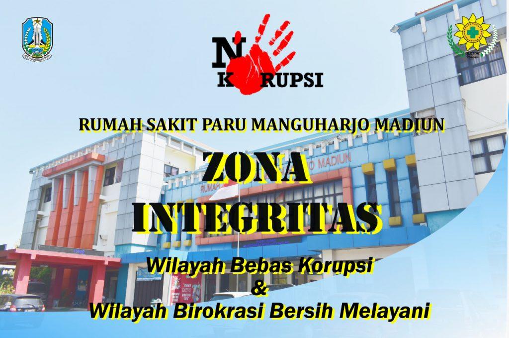 Zona Integritas RS Paru Manguharjo